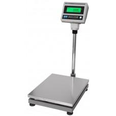 Váha CAS DB2 s váživostí 60 kg, rozměry 360 x 460 mm