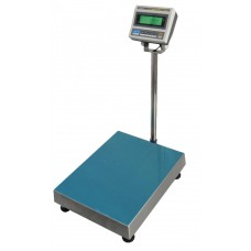 Váha CAS DBI s váživosti až 300 kg, rozměry 460x600 mm