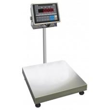 Váha CAS celonerezová s volbou rozměrů a váživosti až 300 Kg