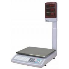 Obchodní váha Digi 650 s váživostí  15 kg