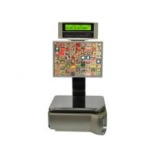 Samoobslužná váha DIGI SM 5100 BS s váživostí  15kg
