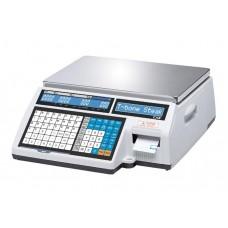 Váha etiketovací CAS CL5000 Junior s váživosti až 15 kg