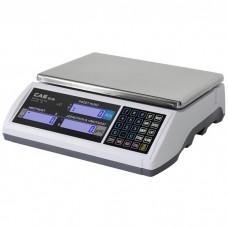 Počítací váha CAS EC s váživostí až 30 kg