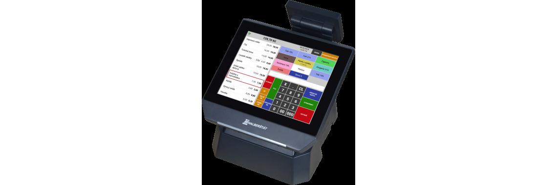 CITAQ H10 + aplikace MAXI pokladna