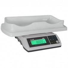 Kojenecká váha CAS ED  do15 kg/BABY